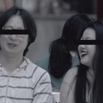 Shameful Strangers, Video installation, 2015