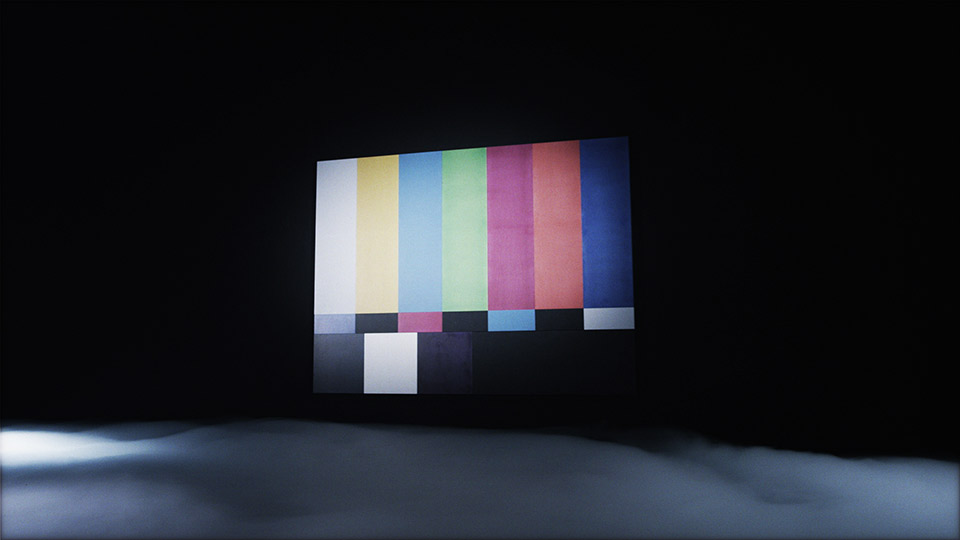 The Upcoming Show | HD video projection | color/ sound / 18'00"
